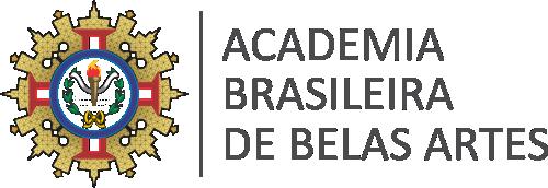 LOGO ACADEMIA BRASILEIRA DE BELAS ARTES BRANCA - Eliane Mourão