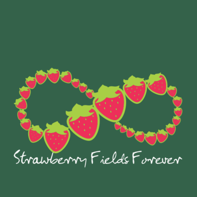 Arte Strawberry Fields Forever 400x400 - Marcelo Azevedo dos Santos (Marcelo Azeva)