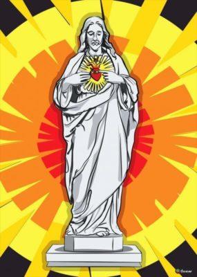 Jesus Heart Illustration Frame azeva.me  570x800 1 285x400 - Marcelo Azevedo dos Santos (Marcelo Azeva)
