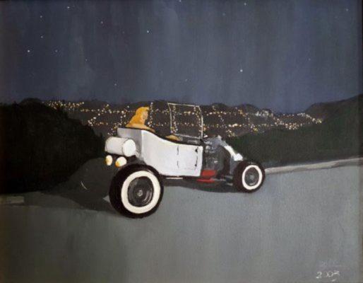 Pintura em Tela Marcelo Azeva Anos Dourados 2003 514x400 1 514x400 - Marcelo Azevedo dos Santos (Marcelo Azeva)