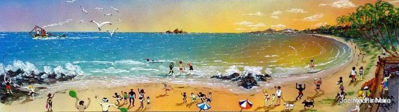 um dia de sol na praia luiz roberto rocha maia 800x226 - Luiz Roberto da Rocha Maia