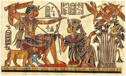 Antiguidade Classica Desenho Egipcio - E por falar em arte, onde anda o desenho...