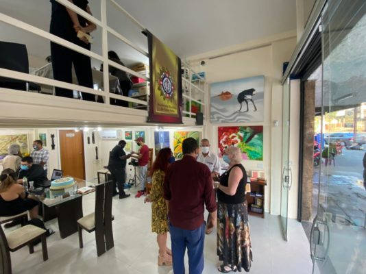 aba 3 534x400 - Academia Brasileira de Belas Artes inaugura nova sede na Ilha do Governador