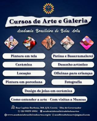 Cursos ABBA 02 3 320x400 - Prática da arte é prazerosa e terapêutica e excelente oportunidade de negócio